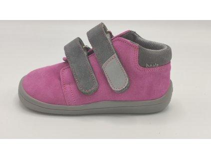 Beda celoroční barefoot obuv Rebecca vyšší s membránou BF0001/W/M