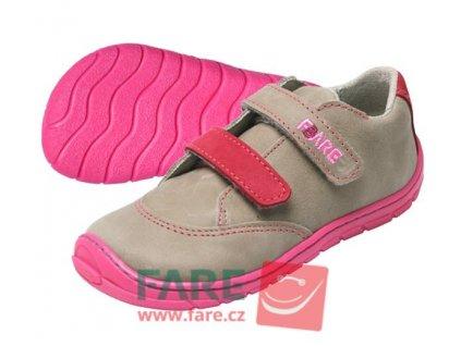 Fare Bare dětské celoroční barefoot boty A5114251