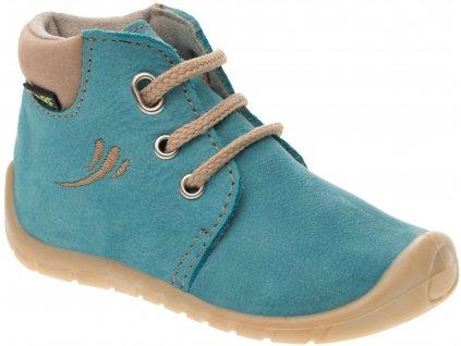 Fare Bare dětské celoroční barefoot kotníčkové boty 5021201