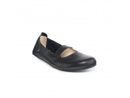 Angles Fashion barefoot baleríny AFRODITA Black