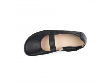 Angles Fashion barefoot baleríny AFRODITA Black (4)