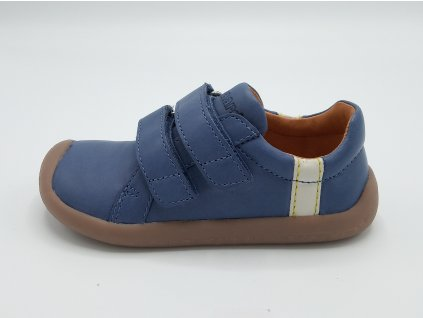 Bundgaard celoroční barefoot obuv Walker True Blue WS 521