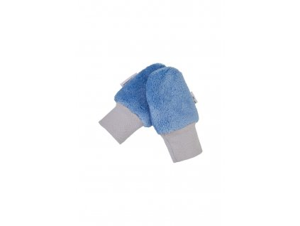 Little Angel Rukavice bez palce MAZLÍK Outlast® středně modrá
