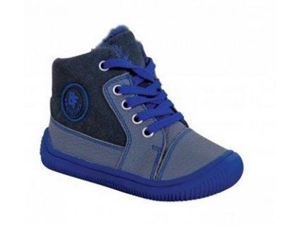 Protetika zimní barefoot obuv Amix Grey