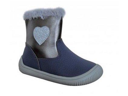 Protetika zimní barefoot obuv Lory
