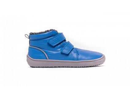 Be Lenka zimní barefoot boty Be Lenka Penguin Blue