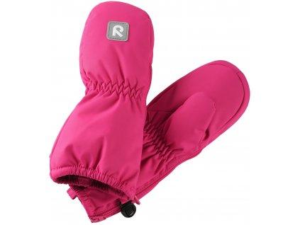 Reima dětské palčáky Tassu Rapsberry Pink