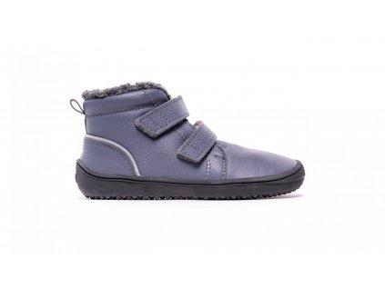 Be Lenka zimní barefoot boty Be Lenka Penguin Charcoal