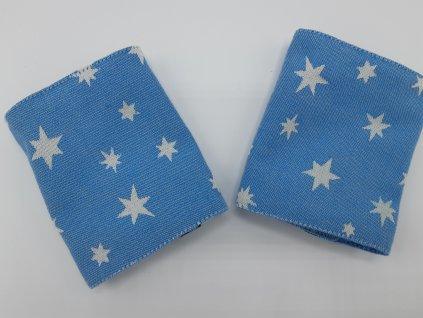 Slintáčky MoniLu Jeans Stars