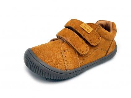 Protetika celoroční barefoot obuv Lars Beige