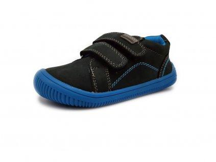 Protetika celoroční barefoot obuv Lars Denim