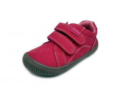 Protetika celoroční barefoot obuv Lars Fuxia