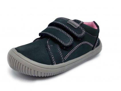 Protetika celoroční barefoot obuv Lars Grey
