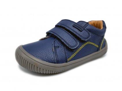 Protetika celoroční barefoot obuv Lars Navy
