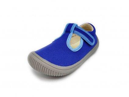 Protetika barefoot přezůvky Kirby Blue