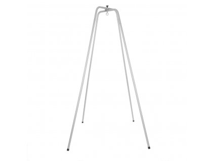 swinging hammock stand basic silver