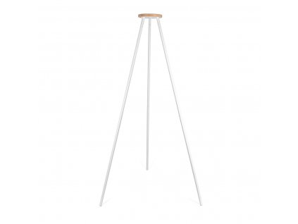 tipi federwiegengestell holz farbe weiss