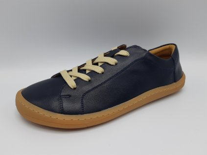 Froddo celoroční barefoot obuv - BF Dark blue G3130173
