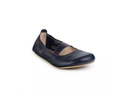 Angles Fashion barefoot baleríny AFRODITA Royal Blue