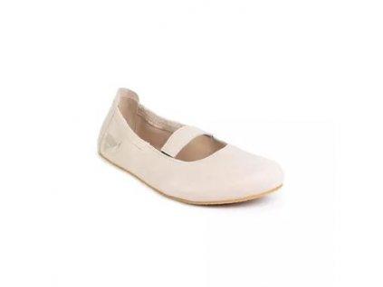 Angles Fashion barefoot baleríny AFRODITA Beige