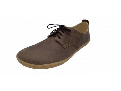 Angles Fashion celoroční barefoot obuv Pythagoras EV Coffee