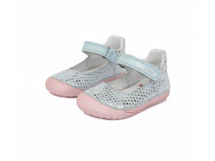 D.D.step barefoot sandály 070-980 Sky Blue