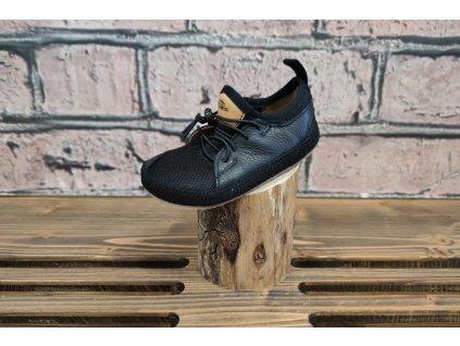 Pegres barefoot tenisky BF33 černá
