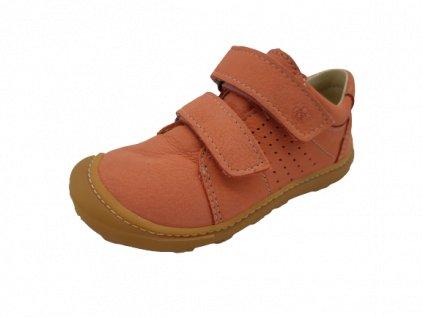 Ricosta barefoot celoroční obuv Tony Strawberry 122290/333