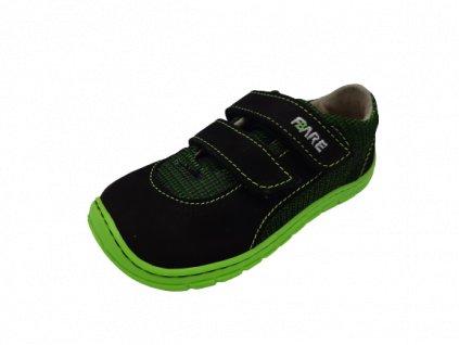Fare Bare barefoot tenisky zelené B5515231
