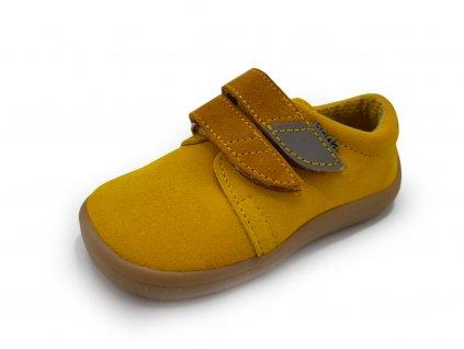 Beda celoroční barefoot obuv Mauro nízký BF 0001/WN