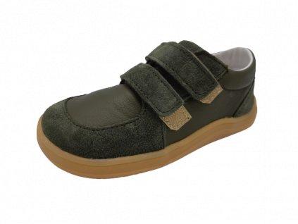 Baby Bare Shoes celoroční barefoot obuv Febo Youth Army