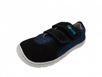 Fare Bare barefoot tenisky modré B5515201
