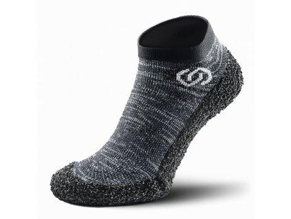 Skinners unisex barefoot ponožkoboty Granite Grey