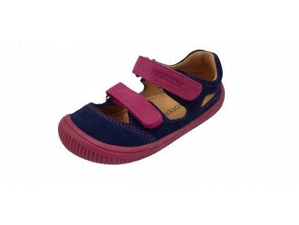 Protetika barefoot sandály Berg Blue