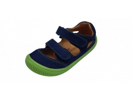 Protetika barefoot sandály Berg Denim