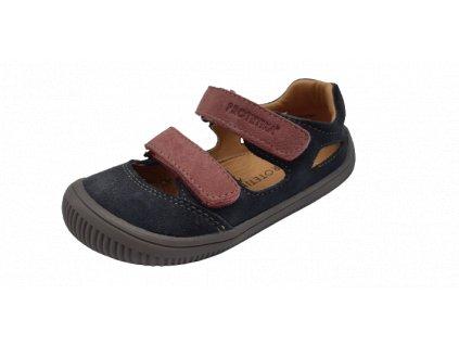 Protetika barefoot sandály Berg Grigio