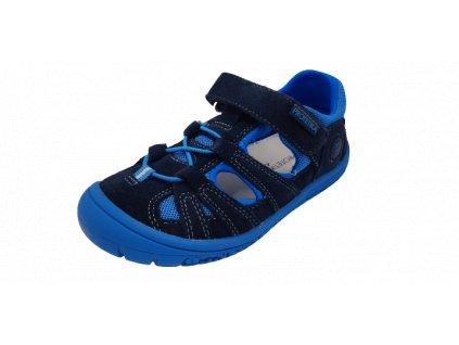 Protetika barefoot sandály Bard Navy