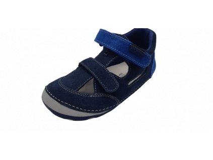 Protetika barefoot obuv Flip Marine