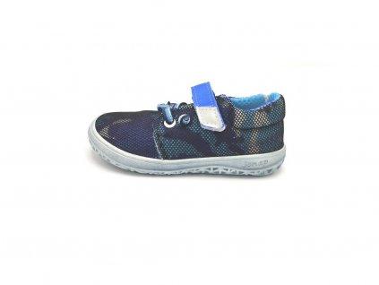 Jonap barefoot tenisky B7/V Modrá