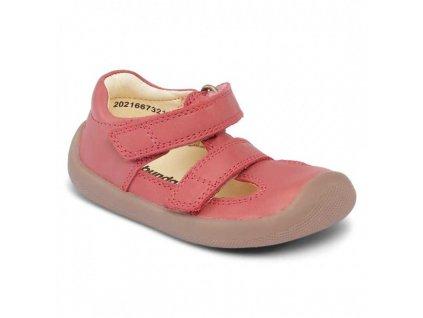 Bundgaard barefoot sandály Walk Summer II Soft Rose WS BG202166DG-732