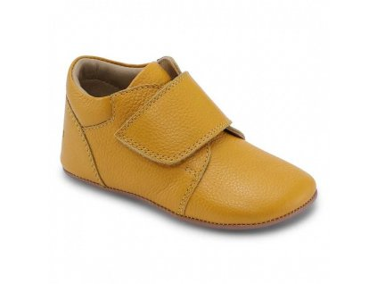Bundgaard barefoot capáčky Tannu Yellow M BG601028-800