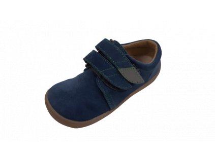 Beda celoroční barefoot obuv Mateo nízký BF 0001/WN