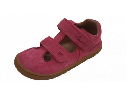 Lurchi barefoot sandály Nando Fuxia 33-50002-23