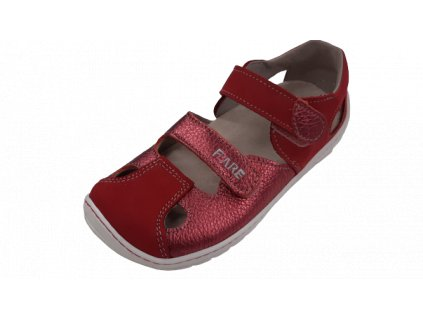 Fare Bare barefoot dětské sandály B5561241