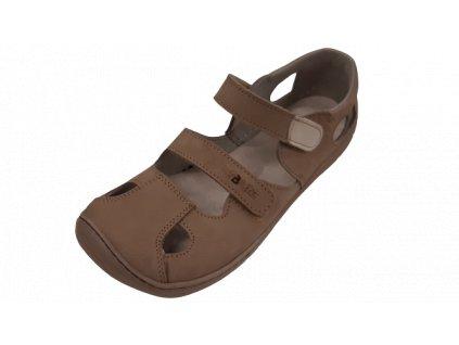 Fare Bare barefoot dětské sandály B5661281