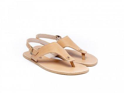 Be Lenka barefoot sandály Promenade Sand