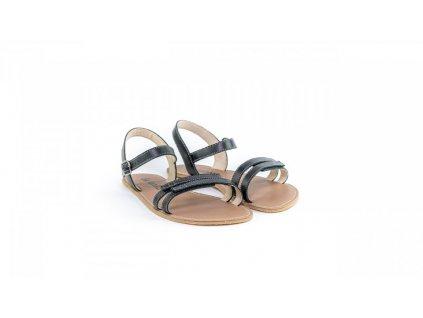 Be Lenka barefoot sandály Summer Black