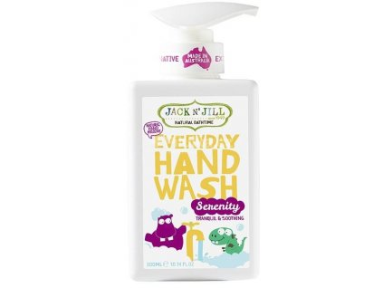 Jack N´Jill Přírodní mýdlo na ruce Serenity 300ml