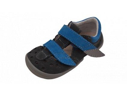 Beda barefoot sandály Robin BF/001/SD/W