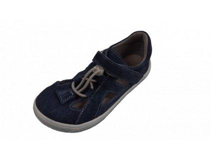 Jonap barefoot sandály B9/S SLIM riflová